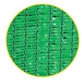 Malla sombreo 90 por ciento verde oscuro