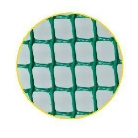 Malla plastica cuadrada 0,5 x 0,5 cm