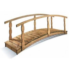 Puente de madera Manhattan