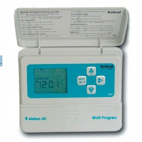 Programadores de riego Multi Program AC mp 4 stn