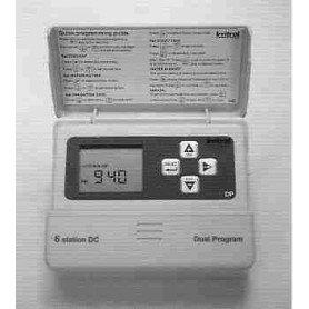 Programador de riego Irritrol DC 4 st
