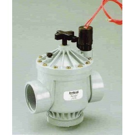 Electrovalvula R-216 - 9v 11 - 2pulgadas