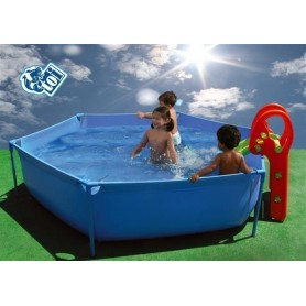 Piscina serie kit Tobogan