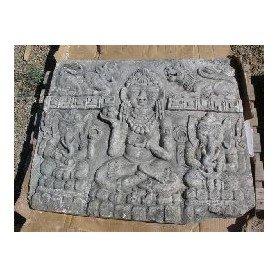 Mural diosa