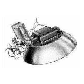 Radiador 1 1 gas 639W