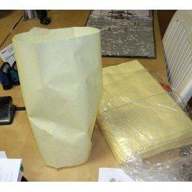 Bolsas para uva de papel abiertas 26x40