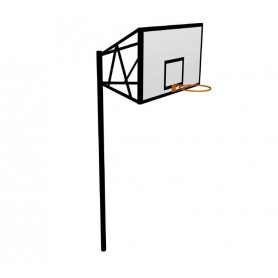 Canasta baloncesto 2 ud
