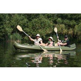 Kayak 2 + 1 plazas (K109HF)