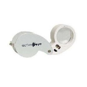 Active Eye Iluminated Magnifier Lupa 30x