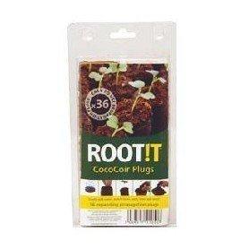 ROOT!T Pastillas Prensadas de Coco