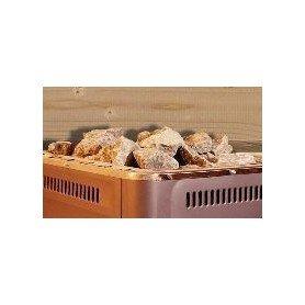 Piedras para sauna 15 kg