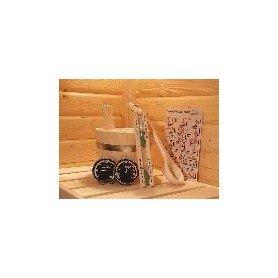 Set accesorios sauna Classic