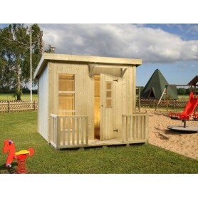 Casita infantil de madera Harry