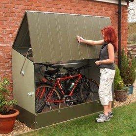 Caseta para bicicletas