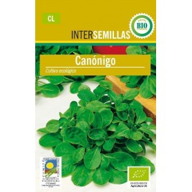 Semillas ecologicas canonigos 2g