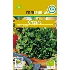 Semillas ecologicas oregano 0,1 g