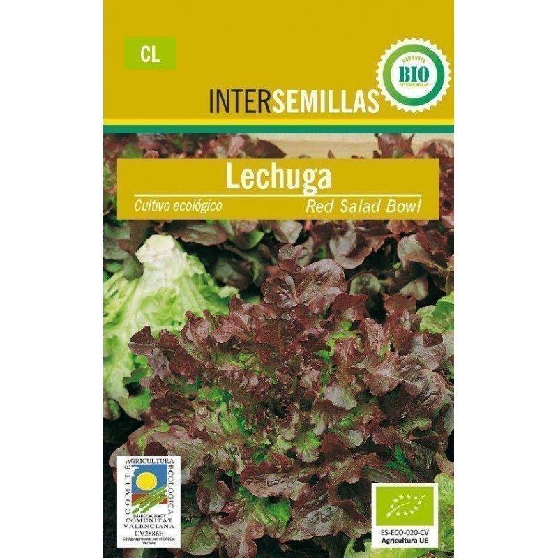 Semillas ecologicas red salad blow