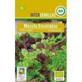 Semillas ecologicas mezcla ensaladas
