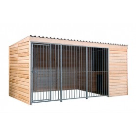 Box para perros Conforta 3x2