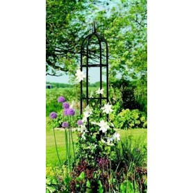 Obelisco de jardín Deluxe