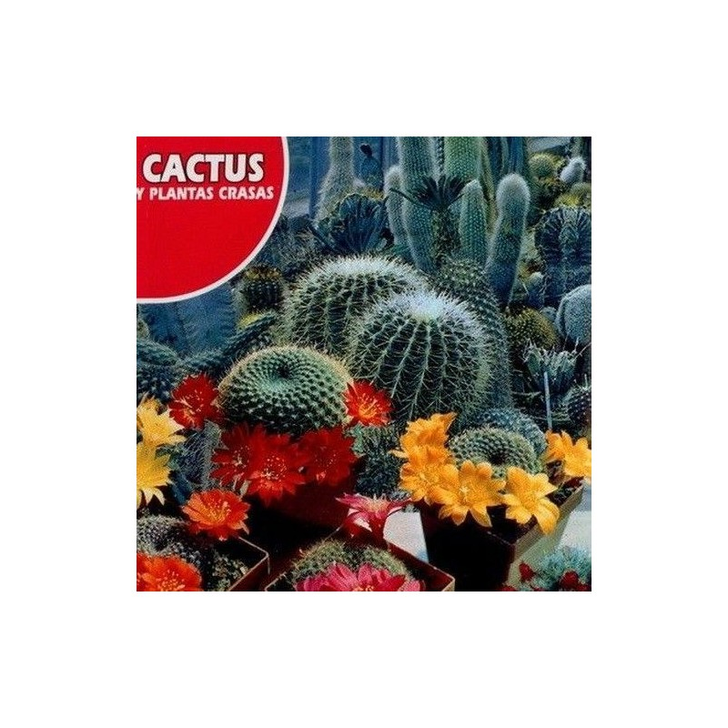 Cactus y plantas crasas 0.5 gr