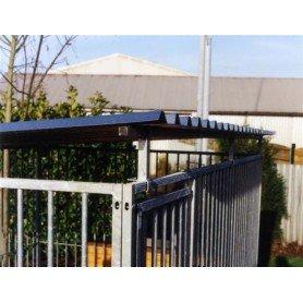 Soporte para tejado metálico para boxes