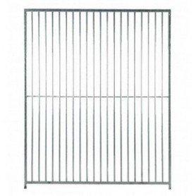Lateral de barras para boxes de perros 1500x1840