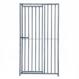 Frente de barras con puerta para boxes 1000x1840
