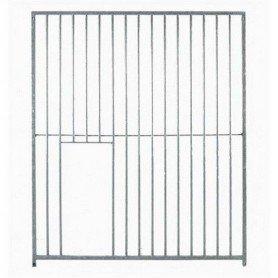 Frente de barras con hueco para guillotina 1500x1840