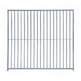 Lateral de barras para boxes de perros 2000x1840