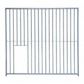 Frente de barras con hueco para guillotina 2000x1840