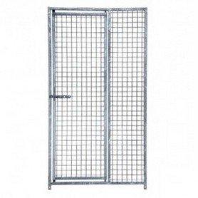 Frente de malla con puerta para perros 1000x1840