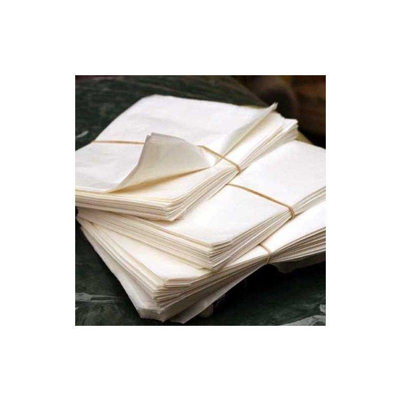 Bolsas papel melocoton calanda