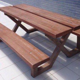 Mesa de picnic Precal modelo Borja