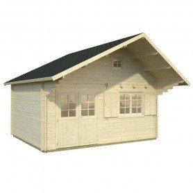 Casa de madera Emily 28,8 m2