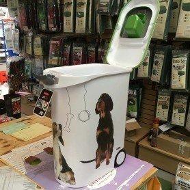 Contenedor alimento para perros de 20 kg