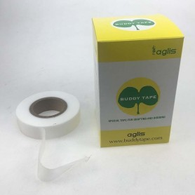 Buddy tape 25 mm x 60 metros sin troquelar