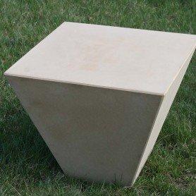 Mesa de hormigón modelo buxo