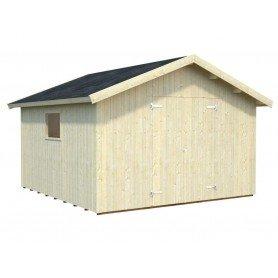 Cobertizo de madera Palmako Nils 12,1 m2
