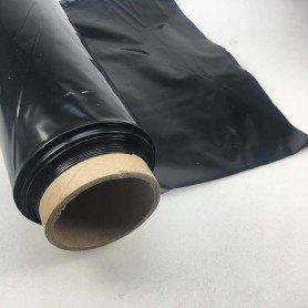 Plástico en lámina negro 2m 500gg