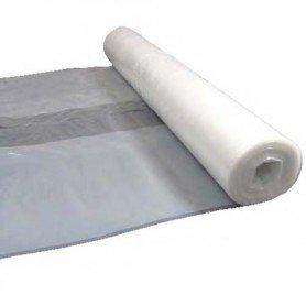 Plástico en lámina natural profesional