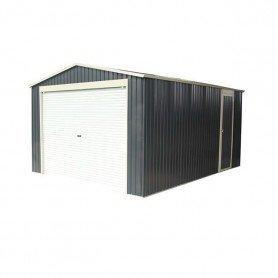 Garaje metalico Gardiun Essex 20,09m2