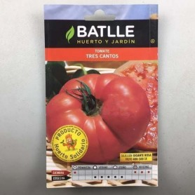Tomate tres cantos Sel. Tomate rosa 1 g