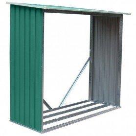 Leñero metalico Gardiun Holman 1,37 m2