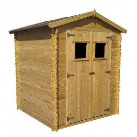Cobertizo de madera Gardiun Alexander I 3,24 m2