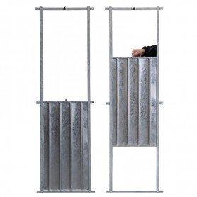 Guillotinas de metal para Frentes de barras