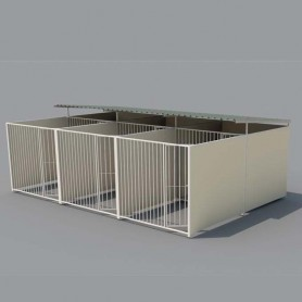 Residencia Canina Lateral