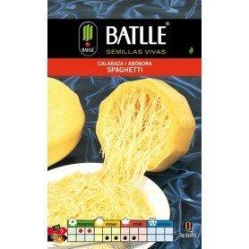 Calabaza Spaghetti