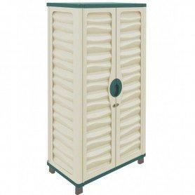 Armario de jardin Gardiun Cabinet resina 74x43x157