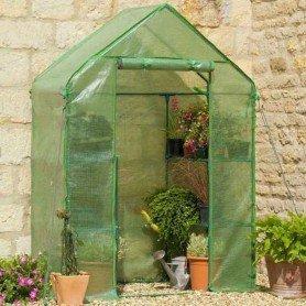 Invernadero compacto de pared